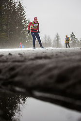 Nina Dubotolkina (RUS) during the Ladies sprint free race at FIS Cross Country World Cup Planica 2019, on December 21, 2019 at Planica, Slovenia. Photo By Peter Podobnik / Sportida