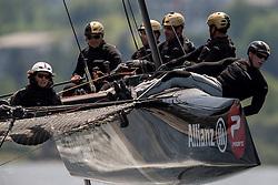 BULLITT GC32 RACING TOUR - Austria Cup - Racing Day 1 - 28th May 2015 - Gmunden (AUS)