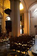 Chiesa di San Lorenzo Martire in Spello, Umbria, Italy.