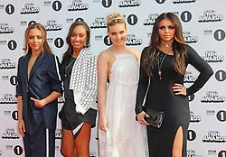 © Licensed to London News Pictures. 19/10/2014, UK. Little Mix, BBC Radio 1's Teen Awards, SSE Arena Wembley, London UK, 19 October 2014. Photo credit : Richard Goldschmidt/Piqtured/LNP