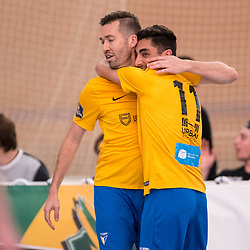 ADELAIDE, AUSTRALIA - SEPTEMBER 25:  during the Series Futsal Australia Grand Final match between Fitzroy FC and Pascoe Vale FC on September 25, 2017 in Adelaide, Australia. (Photo by Patrick Kearney)