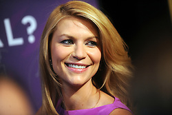 April 25, 2014 - New York, New York, USA - Claire Danes attends Variety's Power of Women: New York lunch at Cipriani 42nd Street on April 25, 2014 in New York City (Credit Image: © Future-Image/ZUMAPRESS.com)
