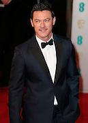 Feb 8, 2015 - EE British Academy Film Awards 2015 - Red Carpet Arrivals at Royal Opera House<br /> <br /> Pictured: Luke Evans<br /> ©Exclusivepix Media