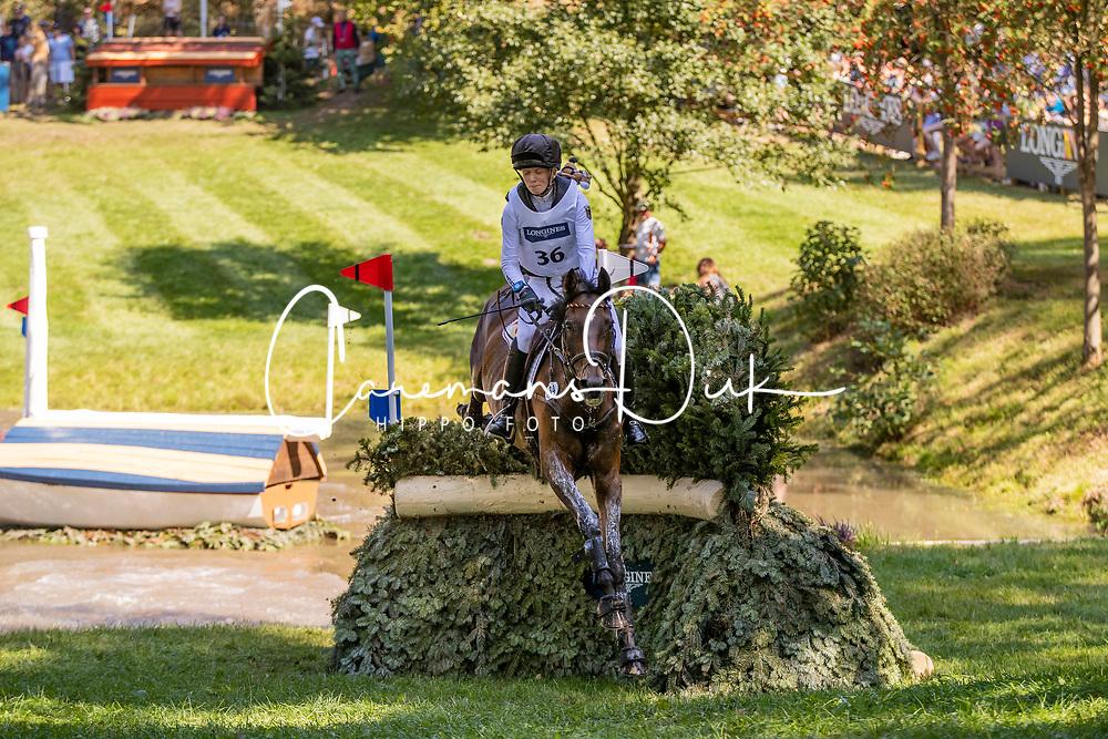 Siemer Anna, GER, Butts Avondale<br /> European Championship Eventing<br /> Luhmuhlen 2019<br /> © Hippo Foto - Dirk Caremans