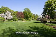 65021-03509 Missouri Botanical Gardens in spring, St Louis, MO