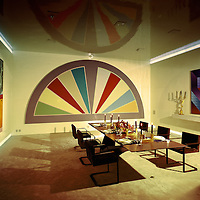 Architects Giorgio Pes and Roberto Federici, 1971