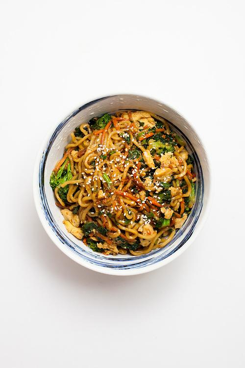 Veggie Stir Fry from honeygrow test kitchen ($9.18)