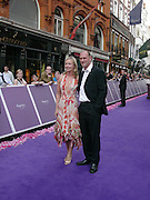 Alice Corbett and Laurence Dallaglio, Asprey Store relaunch party after rebuilding. New Bond St. 18 May 2004. ONE TIME USE ONLY - DO NOT ARCHIVE  © Copyright Photograph by Dafydd Jones 66 Stockwell Park Rd. London SW9 0DA Tel 020 7733 0108 www.dafjones.com