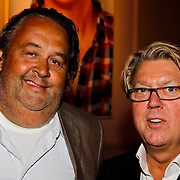 NLD/Hilversum/20100819 - RTL perspresentatie 2010, meesterkok Julius Jaspers, Robert Kranenborg