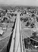 9969-1957. St. John's from the top of the St. John's Bridge tower. August 15, 1935.