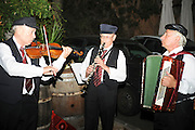 Klezmer band a musical tradition which parallels Hasidic and Ashkenazic Judaism.