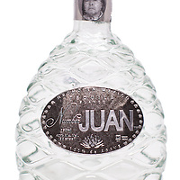 Number Juan Tequila Blanco -- Image originally appeared in the Tequila Matchmaker: http://tequilamatchmaker.com