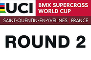 2018 UCI BMX SX World Cup SQY - Round 2