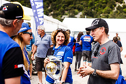 Lin Jarvis Yamaha boss during MXGP Trentino, round 5 for MXGP Championship in Pietramurata, Italy on 16th of April, 2017 in Italy. Photo by Grega Valancic / Sportida