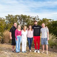 Duffy Family - Sunset Beach, NC Christmas 2019