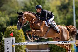 Guery Jerome, BEL, Eras Ste Hermelle<br /> Belgisch Kampioenschap Jumping  <br /> Lanaken 2020<br /> © Hippo Foto - Dirk Caremans<br /> 05/09/2020