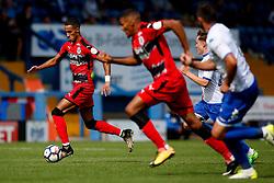 Tom Ince of Huddersfield Town - Mandatory by-line: Matt McNulty/JMP - 16/07/2017 - FOOTBALL - Gigg Lane - Bury, England - Bury v Huddersfield Town - Pre-season friendly