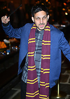 Dynamo at the Hogwarts In The Snow - VIP Preview at Warner Bros. Studio Tour London on phensonNovember 12, 2015 in Watford, England