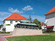 Borne Sulinowo, była baza Północnej Grupy Wojsk Radzieckich.