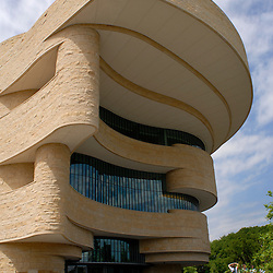 WASHINGTON, DC -- The National Museum of the American Indian, one of the newest museums on the National Mall..Photo by Susana Raab..
