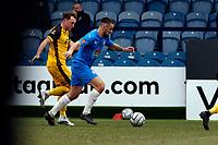 Jordan Williams. Stockport County FC 0-0 Aldershot Town FC. Vanarama National League. Edgeley Park. 13.2.21