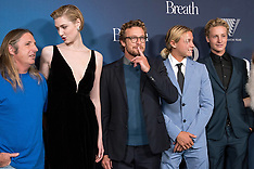 Red Carpet for the movie Breath - 26 Apr 2018