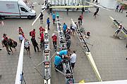 Amsterdam. NETHERLANDS. Boat Platz area . 2014 FISA  World Rowing. Championships.  Bosbaan. 16:01:00  Wednesday  20/08/2014   [Mandatory Credit; Peter Spurrier/Intersport-images]