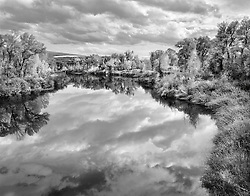 178 Yampa River Idyll, looking east wide angle