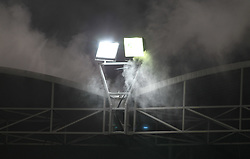 09.11.2010, Stadion der StadtLinz, Linz, AUT, OEFB-Cup, LASK Linz vs SV Ried, im Bild Flutlicht, EXPA Pictures © 2010, PhotoCredit: EXPA/ R. Hackl