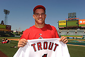 MLB-Mike Trout Drafted by Angels-Jul 2, 2009