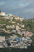 Urban housing, Quito, Ecuador, South America