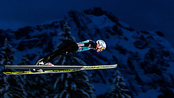 15.12.2017, Gross Titlis Schanze, Engelberg, SUI, FIS Weltcup Ski Sprung, Engelberg, im Bild Kamil Stoch (POL) // Kamil Stoch of Poland during Mens FIS Skijumping World Cup at the Gross Titlis Schanze in Engelberg, Switzerland on 2017/12/15. EXPA Pictures © 2017, PhotoCredit: EXPA/JFK