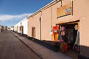 Shop in San Pedro de Atacama, Atacama Desert, Chile, South America