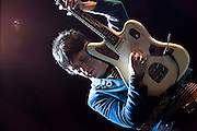 Johnny Marr performing at the 19th Festival International of Benicassim, Spain