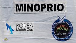 Branding during the semi finals at Korea Match Cup 2013. Gyeonggi Province, Korea. 2 June 2013 Photo: Subzero Images/AWMRT