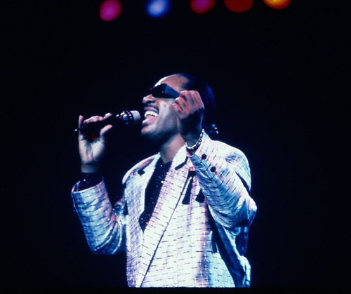 Stevie Wonder in concert at Radio City Music Hall in NYC