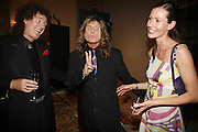 Brian May, David Coverdale with his daughter Jessica Coverdale  , Classic Rock Roll of Honour, Classic Rock magazineês annual awards party. Langham Hotel, portland Place. London. 6 November 2006.  ONE TIME USE ONLY - DO NOT ARCHIVE  © Copyright Photograph by Dafydd Jones 66 Stockwell Park Rd. London SW9 0DA Tel 020 7733 0108 www.dafjones.com