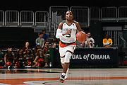 2017 Miami Hurricanes Women's Basketball vs Grambling