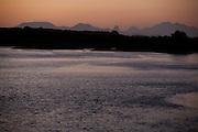 Vila Velha_ES, Brasil...Barra do Rio Jucu em Vila Velha, Espirito Santo...Barra do Rio Jucu in Vila Velha, Espirito Santo...FOTO: LEO DRUMOND / NITRO