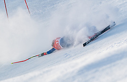 23.01.2019, Streif, Kitzbühel, AUT, Kitzbühel, Riesenslalom, Longines Future Hahnenkamm Champions, im Bild Filippa Acker (AUT2) // Filippa Acker of Austria 2 during the Giant slalom of Longines Future Hahnenkamm Champions at the Streif in Kitzbühel, Austria on 2019/01/23. EXPA Pictures © 2019, PhotoCredit: EXPA/ Stefan Adelsberger