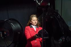 Henk van Cauwenbergh, Catherine Van Roosbroeck<br /> Foto shoot met Henk van Cauwenbergh voor KBRSF - Zaventem 2018<br /> © Hippo Foto - Dirk Caremans<br /> 01/05/2018