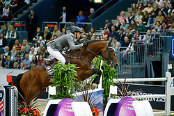 Von Eckermann Henrik, (SWE), Chacanno<br /> Longines FEI World Cup Jumping Final II<br /> © Dirk Caremans