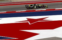 November 1, 2019, Austin, United States of America: Motorsports: FIA Formula One World Championship 2019, Grand Prix of United States, ..#3 Daniel Ricciardo (AUS, Renault F1 Team) (Credit Image: © Hoch Zwei via ZUMA Wire)