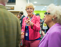 © Licensed to London News Pictures. 26/09/2014. Doncaster, UK. Chirstine Hamilton.  The UKIP conference at Doncaster Racecourse Friday 26th September 2014. Photo credit : Stephen Simpson/LNP