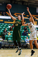 20111116 - Cal Poly at San Francisco (NCAA Women's Basketball)