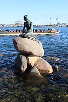 The Little Mermaid, General Views of Copenhagen, Denmark, 05 October 2019, Photo by Richard Goldschmidt
