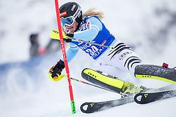 29.12.2014, Hohe Mut, Kühtai, AUT, FIS Ski Weltcup, Kühtai, Slalom, Damen, 1. Durchgang, im Bild Marina Wallner (GER) // Marina Wallner of Germany in action during 1st run of Ladies Slalom of the Kuehtai FIS Ski Alpine World Cup at the Hohe Mut Course in Kuehtai, Austria on 2014/12/29. EXPA Pictures © 2014, PhotoCredit: EXPA/ JFK