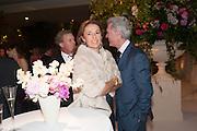 PASCALE DE CAUX, The Cartier Chelsea Flower show dinner. Hurlingham club, London. 20 May 2013.