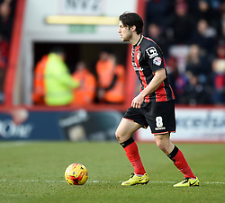 Bournemouth's Harry Arter - Photo mandatory by-line: Paul Knight/JMP - Mobile: 07966 386802 - 14/02/2015 - SPORT - Football - Bournemouth - Goldsands Stadium - AFC Bournemouth v Huddersfield Town - Sky Bet Championship