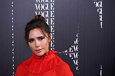 Vogue Spain magazine dinner honouring Victoria Beckham - 18 Jan 2018